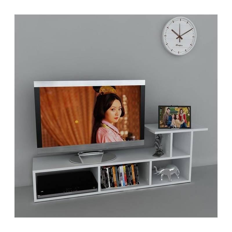 Meuble tv moderne et chic pas cher en tunisie meubles bayti for Meuble zig zag