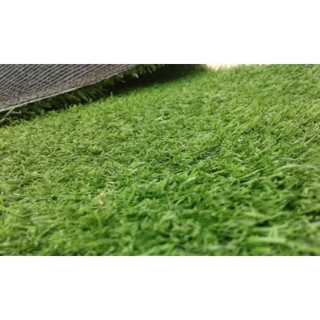 Gazon Synthétique Décoratif  vert -  fibre 20 mm -  6.10m*41cm-2.501m²