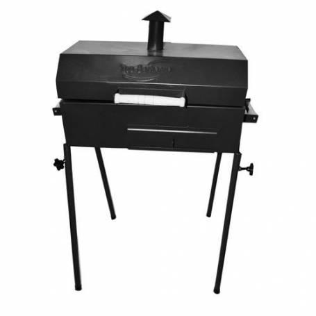 Pack Aïd  barbecue au charbon sur pied  +  Topmatic Hachoir à Viande – 1200W - Rouge - Garantie 1 an