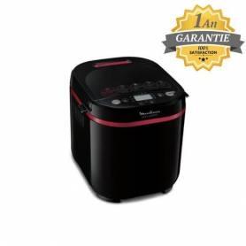 Moulinex Machine a Pain - 720W - Noir - OW220830 - Garantie 1 An