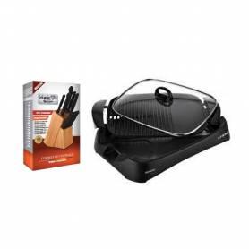 Pack Aid coffret sekkinox   +  barbecue electrique kenwood