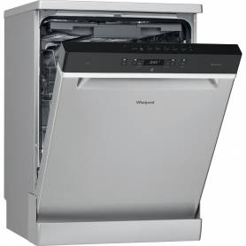 Whirlpool Lave-vaisselle Inox - 14 Couverts WFC 3C42 PX