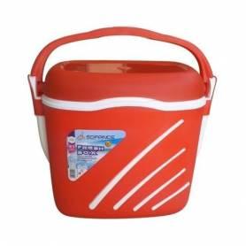 Sofpince Glacière - Fresh Box – 30 L - Rouge