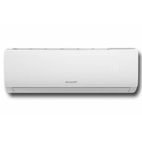 Climatiseur SHARP Split 12000 Btu Chaud / Froid  AY-A12ECB Blanc-Garantie 2 ans