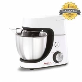 Moulinex Robot - Petrin - Kitchen machine gourmet - 4.6L - 1100W - Garantie 1 an