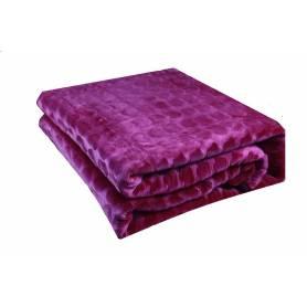 Flora Couverture Violet - 4 kg - 220x240