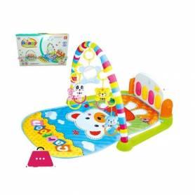 Carpet Tapis de jeu musical avec piano pour bébés