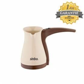 Sinbo Cafetière Electrique - 1000W - SCM-2928 - Beige - Garantie 1 an