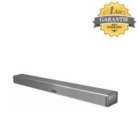 Vega Barre de Son - Bluetooth - 40W - Gris - Garantie 1an