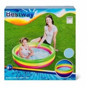 Bestway Piscine Ronde Gonflable Pour Enfants 1.02 x 0.25 m
