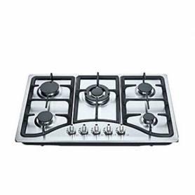 Plaque de cuisson AUXSTAR 5F 500V Inox