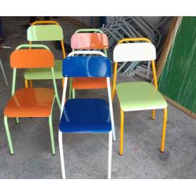 Chaise Scolaire simple
