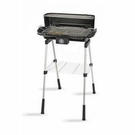 Luxell Barbecue électrique grill avec pied- 2200 W - KB6000-T