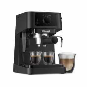 MACHINE À CAFÉ MOULU & DOSETTE DELONGHI STILOSA EC235 / 1100W / NOIR