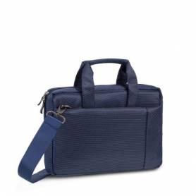 "Rivacase 8221 Sac - Pour - Ordinateur - Portable - 13.3 "" - Bleu"
