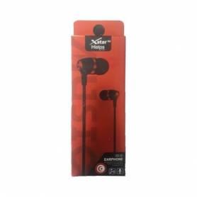 xstar Écouteur Avec Micro - XS-18 - Emballé Tunisien
