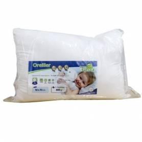 SUPER-SIESTA Oreiller Hygiéniques Confort - 800 gr - 50x70cm