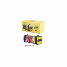 Bts Haut-Parleur - Bluetooth - Avec Batterie - F 2843 - Jaune -