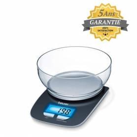 Beurer Balance de cuisine - Avec bol - Garantie 5 ans