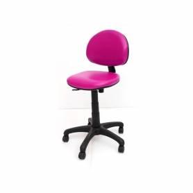 Chaise De Bureau -  ZODIAC -Rose