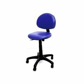 Chaise De Bureau -  ZODIAC -Bleu