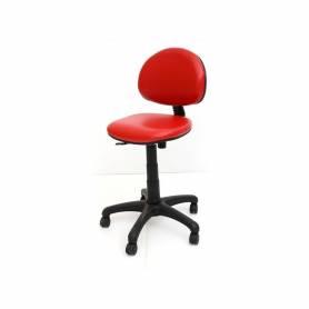 Chaise De Bureau -  ZODIAC -Rouge