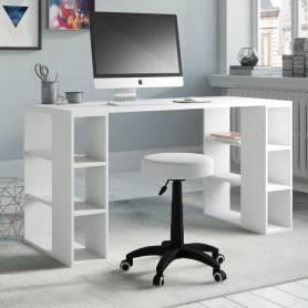 Bureau junior|Blanc