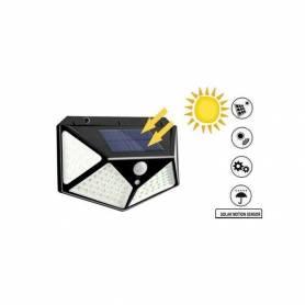 Lampe Solaire Extérieur 100 Led - 3 modes - étanche