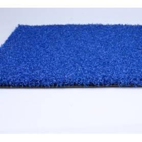 Gazon Artificiel  Décoratif - bleu- Polyéthylène  1*4m