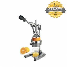 Beper Presse agrumes - Professionelle - Citron - Grenade - Mad in italy - Garantie 1an-130*350*180mm