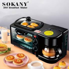 Breakfast Maker-220v-50HZ