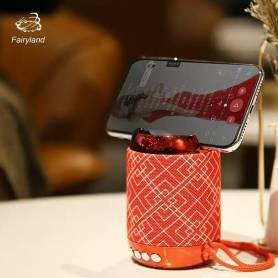 Haut parleur bluetooth portable-1200mah-4.6heures