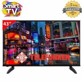 """Telefunken TV 43"""" - E20 - LED - Full HD - Smart - Garantie 3 ans"""