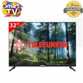 """Telefunken TV 32""""- 32D2- HD - Récepteur intégré - Garantie 3 ans"""