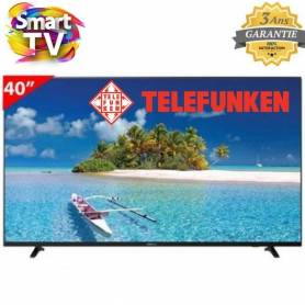"Telefunken TV 40"" - LED - E20 FHD Smart - Android - Garantie 3 ans"