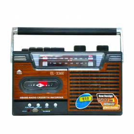 RADIO YUEGAN cassette usb enregistreur