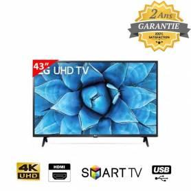 LG TV LG 4K Smart UHD UN73 de 43 pouces - Garantie 2 ans