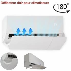 Déflecteur De Flux D'air Pour Climatiseur 180°