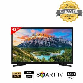 "Samsung TV 43"" - Full HD - Série 5-TNT- N5300 - Garantie 2 ans"