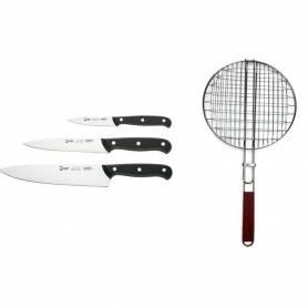 Ivo Lot de 3 couteaux...