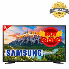 "Samsung Téléviseur 40"" FHD TV N5000 Serie 5 - Garantie 1 an"