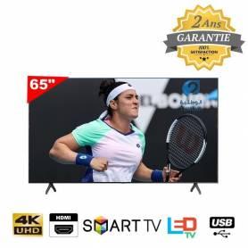 """Téléviseur 65"""" Smart TV 4K UHD - RU7100-Garantie 2 ans"""