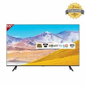 Téléviseur 55 Pouces Crystal UHD - TU8000-Garantie 2 ans
