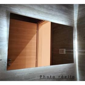 Miroir LED 80*50cm