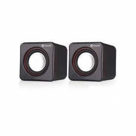Kisonli Haut parleur - KISONLI - USB - V400 - Noir