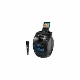 Speaker Bluetooth 6115- Super Bass - micro - Radio Fm - Led