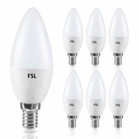 Fsl Lot de 6 ampoules...