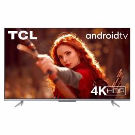 """TCL Téléviseur ref P725 50"""" UHD 4K Android Smart-Garantie 2 ans"""
