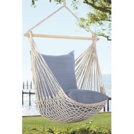 chaise hamac macramé-60cm