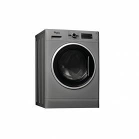 Whirlpool Machine a laver - 8Kg - Fresh Care plus - 6 Eme sens - SILVER - 2 ans garantie